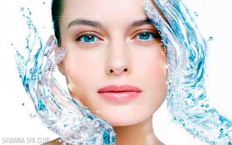 гіалуронова кислота - зволоження обличчя