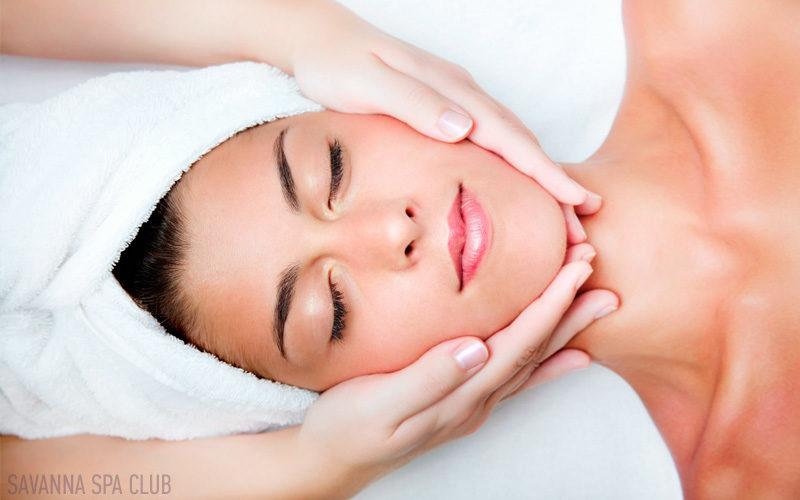масаж облисся руками