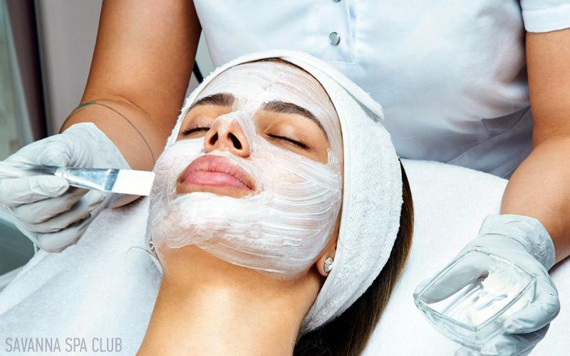 маски для обличчя - косметолог