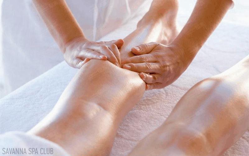 загальний масаж тіла олією