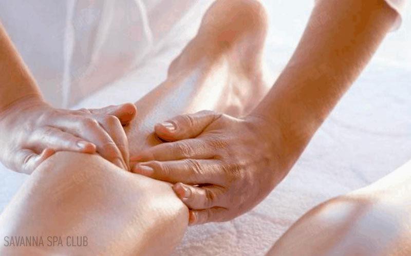 масаж антицелюлітний
