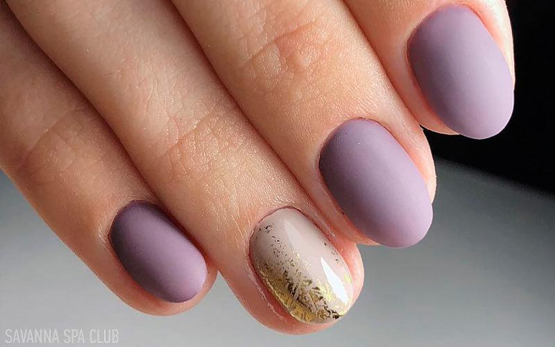 гель-лак покриття нігтів