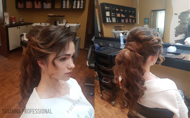 курси перукаря - зачіски