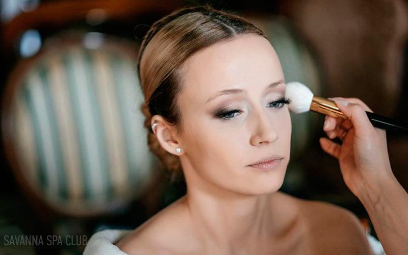 макіяж нареченій