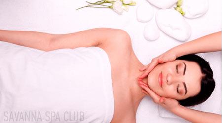 спа масаж для жінки