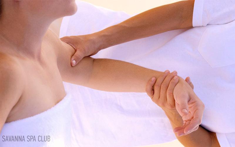 масаж верхніх кінцівок