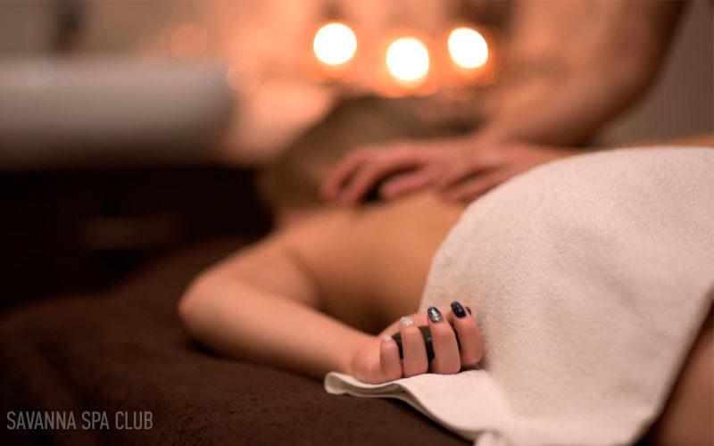 масаж і спа всього тіла