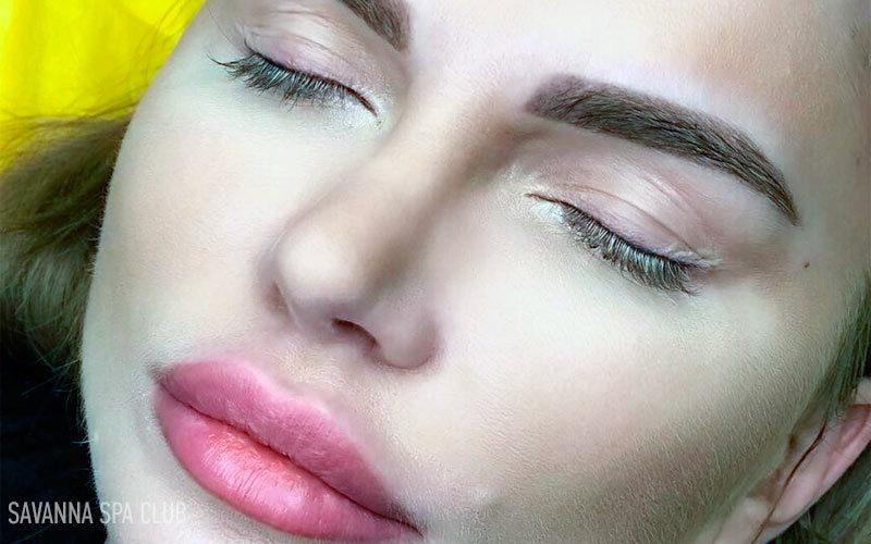 перманентний макіяж обличчя
