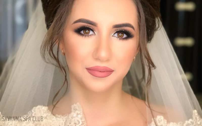 макіяж для нареченої