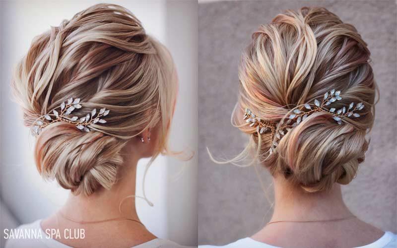 фото зачіски в салоні краси SAVANNA