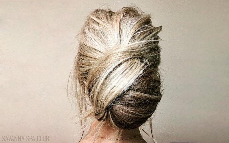 зачіска - укладка