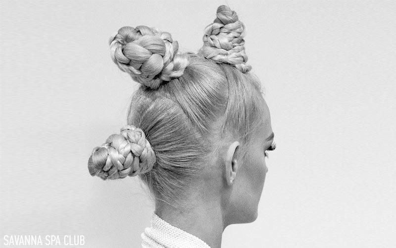 креативна зачіска